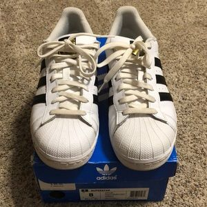 Adidas superstar shell toes